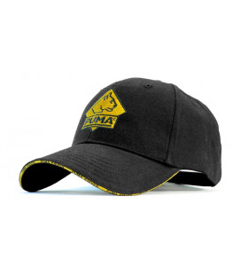 Čepice logo  PUMA  černá