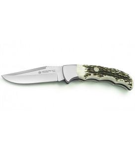 Lovecký kapesní nůž  PUMA IP marmota stag