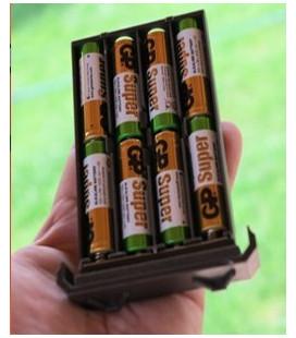 Náhradní zásobník baterií BUNATY