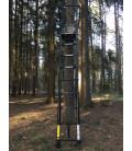 Prenosný poľovnícky posed - Teleskopický