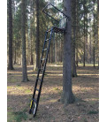 Přenosný posed pro lovce a  myslivce - teleskopický