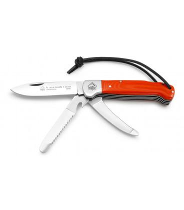 Lovecký nůž PUMA IP la caza micarta I