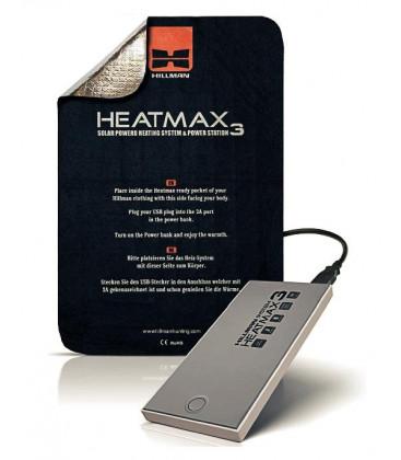 Hillman Heatmax - vyhřívací systém