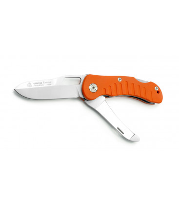 PUMA IP  Orange II lovecký kapesní nůž