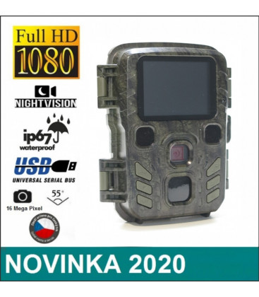 Fotopast BUNATY MINI FULL  HD  model 2020