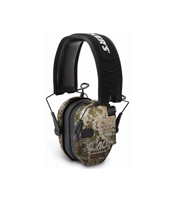 Elektronická střelecká sluchátka WALKERS