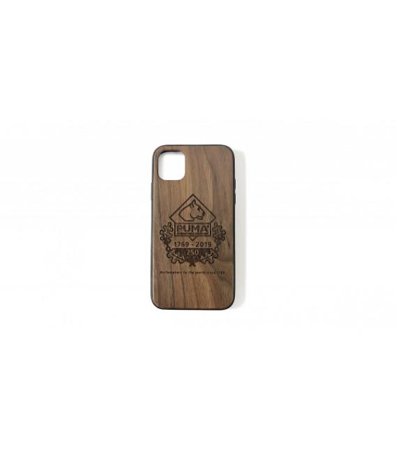 Dřevěný obal iPhone