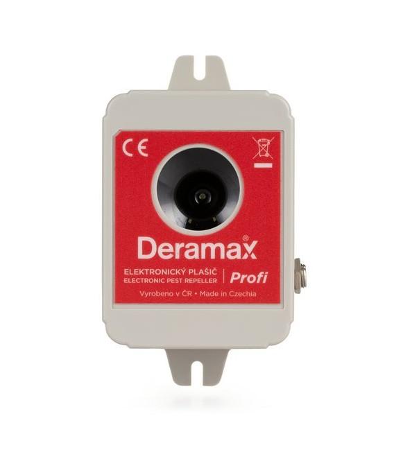 Deramax®-Profi - Ultrazvukový plašič (odpuzovač) kun a hlodavců
