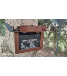 Kovová skříňka pro akumulátor 6V/12Ah
