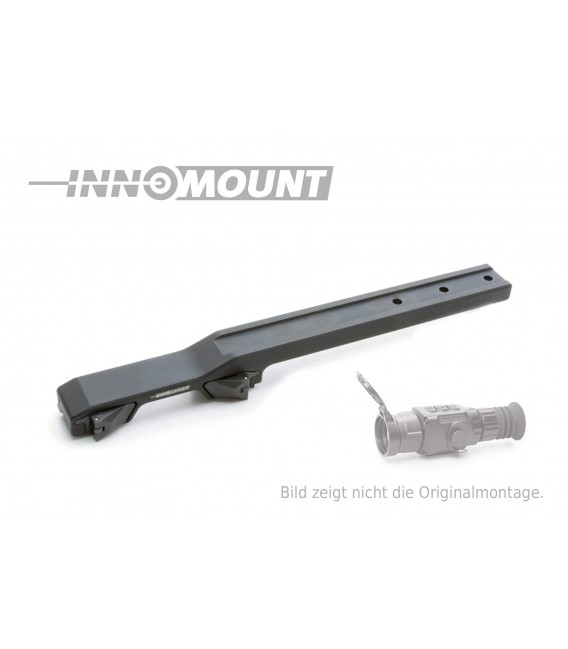 Montáž na kulovnici Sauer 303 - nový model a 404 INNOMOUNT InfiRay Saim, Liemke Sperber 25/35