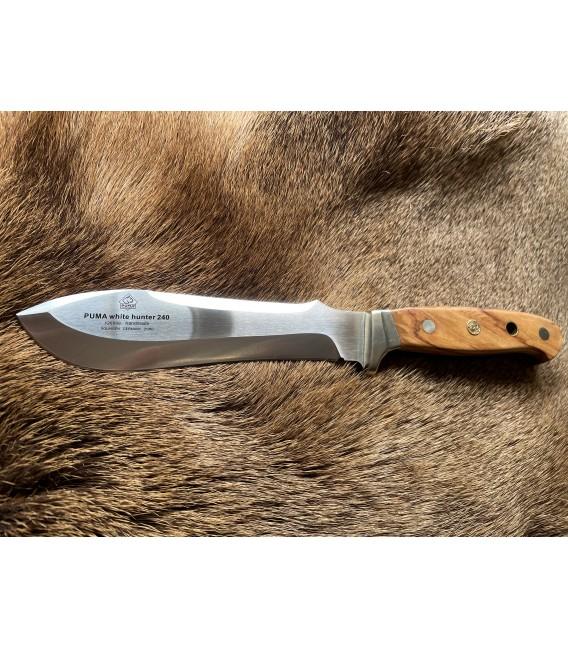 PUMA   White Hunter 240 Olive