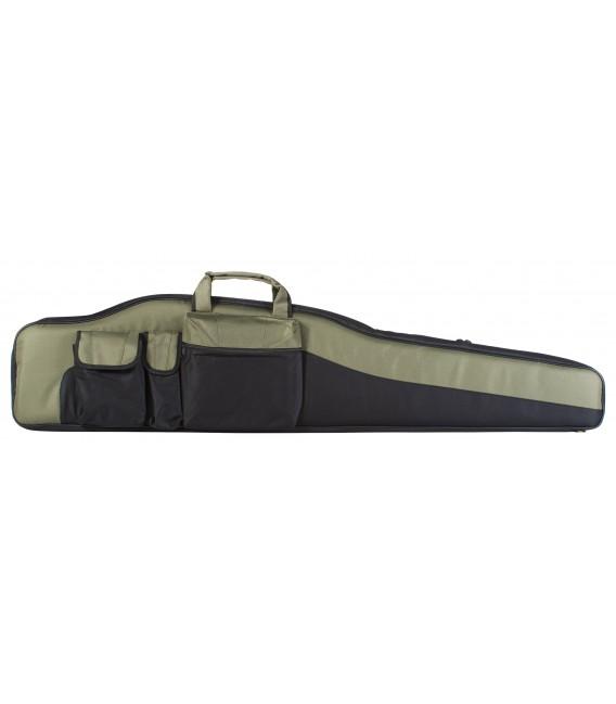Pouzdro na zbraň 128 cm zeleno - černé
