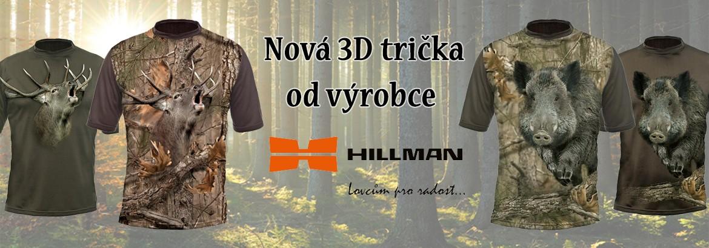 3D trička