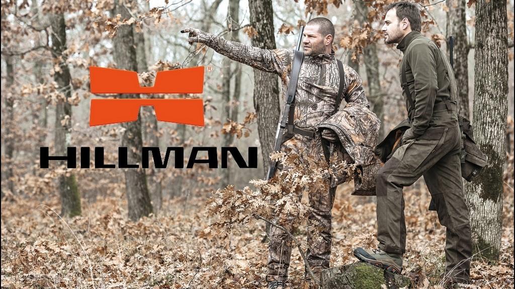 Hillman pro lovce