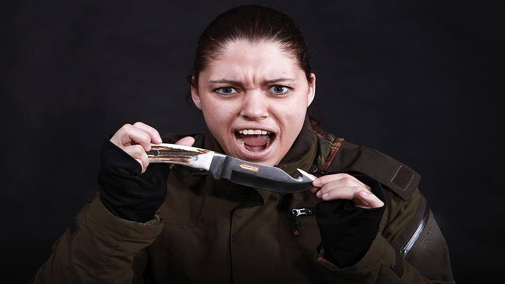 Lovecké nože PUMA