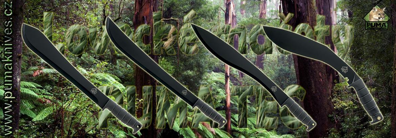 Mačety PUMA